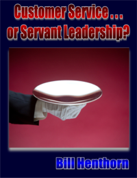 Customer Service ...<br>or Servant Leadership?