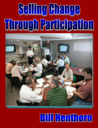 Selling Change through Participation